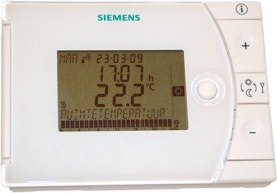 Siemens REV13DC Kamerthermostaat Dagprogramma