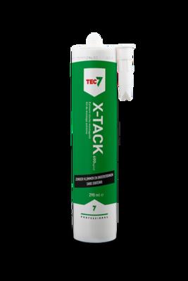 TEC 7 X-Tack Montagekit Wit 290ML