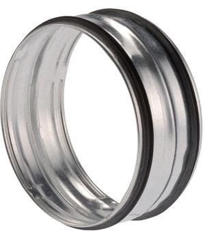 Spiralit Galva Inwendige Mof 80 mm Met Rubber
