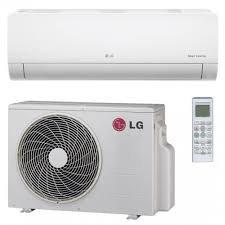 LG  Monosplit Standard Plus / 3,5 kW (Buiten- & Binnenunit)