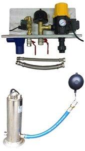 GEP Onderwaterpomp met DrinkwaterBijvulSysteem