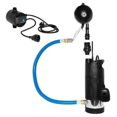 Grundfos SB Booster Onderwaterpomp Pakket (SB3-45 AW + PM2)