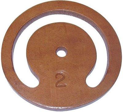 Clapet Leder Voor Amerikaanse Gietijzeren Pomp Nr2