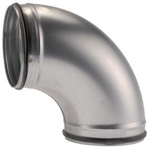 Spiralit Galva Bocht 90° / 125 mm
