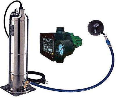 DAB Pulsar Dry 30/50 M Onderwaterpomp Pakket