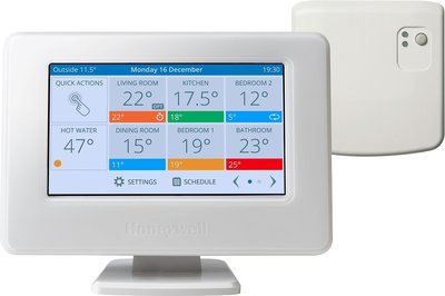 Honeywell Evohome Connected + Wifi Klokthermostaat