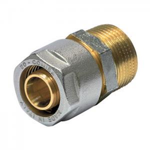 "Comisa 4/4""M x 16/2 mm Klemkoppeling"