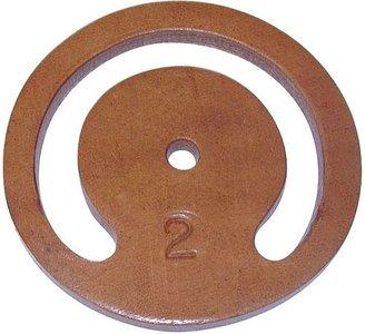 Clapet Leder Voor Amerikaanse Gietijzeren Pomp Nr3