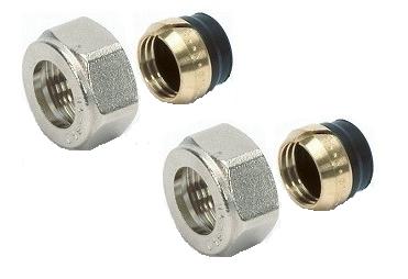 Begetube Klemkoppeling M24 x 15 mm (2 stuks) - 500570212