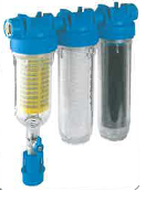 Atlas Hydra Rainmaster Trio Waterfilter 4/4""