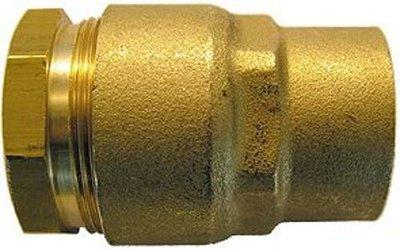 "Klemkoppeling 3/4""V  Voor LDPE-Buis (BSN)"