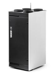 Vasco Ventilatie Unit DX400 - 400 m³/h (Systeem D)