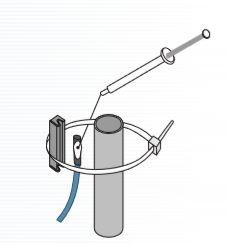 Tempolec SAM 3128 Aanlegvoeler