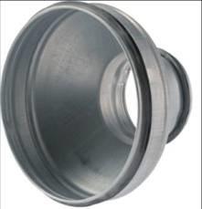 Spiralit Galva Reductie 150-125 mm