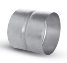 Spiralit Galva Verbindingsmof 150 mm