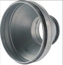 Spiralit Galva Reductie 125-100 mm