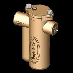 Pugh & Co Micromet Type 75 Compacte Waterontharder