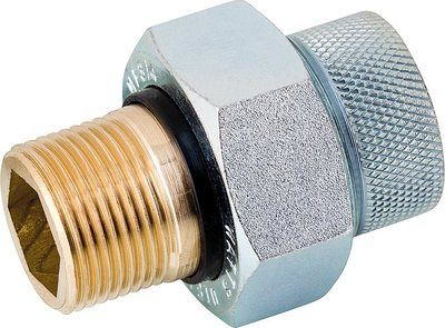 "Watts Anti Electrolyse koppeling  1/2"" MF - 3015/15 - 1824331"