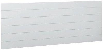VSO Vlakke Voorplaat Met LIJNmotief > Radiator Maat H500 L1600