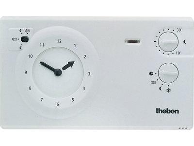 Theben RAM 725 Analoge Ruimtethermostaat (230 V) voor thermostaatkranen - 7250030