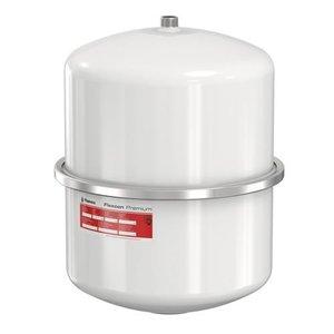 Flamco Flexcon PREMIUM 18 liter / 1 bar (Verwarming) - 16920 - WIT
