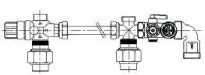 ACV Boiler Aansluitkit (Smart SL Boilers) - 10800102