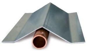 Rofix Coverfix Floor MAXI Voor Gasleiding 22/28 mm (1 m)