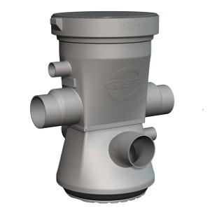 GEP Trident 325 Zelfreinigende Filter (Tot 325 m²)