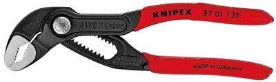 "Knipex Waterpomptang Cobra® Hightech 6/4"""