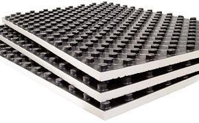 VSO Noppenplaat 30 mm (6 m²/pak)