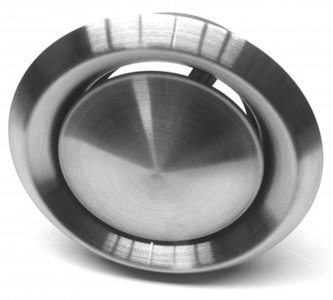 Afvoerrooster SUB100 Inox (100 mm)