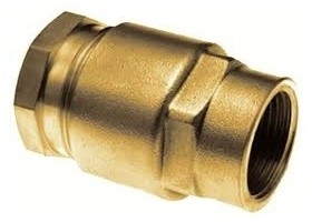 "SR4/R Klemkoppeling 1""F x 34,5/4,3 mm Voor LDPE-Buis (BSR)  9004R26"