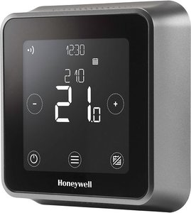 Honeywell T6 Lyric Digitale thermostaat ZWART (Met Draad)