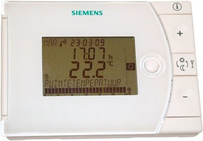 Siemens REV13DC Kamerthermostaat Dagprogramma