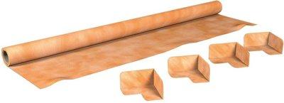 CarroDrain KERLOX Afdichtingsmat 5 x 1,2m + 4 Hoekstukken