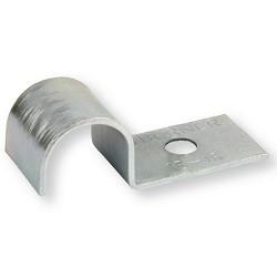 Buisklem enkel 28 mm Voor Alpex 20 (10 stuks) Staal