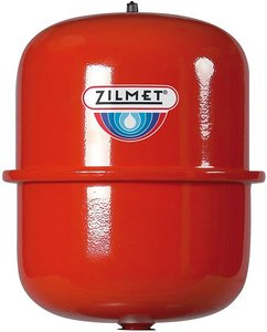 Zilmet CAL-PRO Expansievat 18 liter / 1,5 bar (Verwarming)
