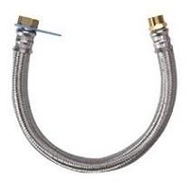 """VSO Flexibel 3/4""""MF - 100 cm met inox omvlechting"""