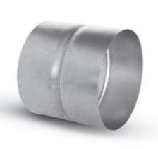 Spiralit Galva Verbindingsmof 180 mm